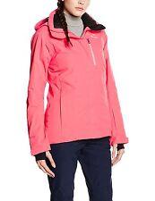 BNWT Eider Arcalis 3.0 Ski Ski Femme Veste Goyave (rose) Taille UK12