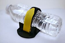 longboard accessory functioning water bottle holder strap black 3d printed