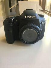 Canon EOS 7D 18.0MP Digital SLR Camera - w/24mm 2.8 Prime lens