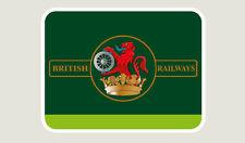 Original Deltic Livery - British Rail Train Depot Sticker/Decal 100 x 77mm