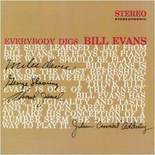 Everybody Digs Bill Evans [10/26] by Bill Evans (Piano)/Bill Evans Trio (Piano) (Vinyl, Oct-2018, Wax Time)
