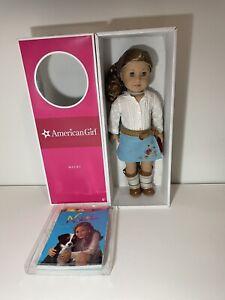 American girl doll of the year 2007 Nicki FlemingNew