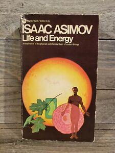 Life and Energy by Isaac Asimov