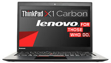 Lenovo Thinpad X1 Carbon 2 Core i5-4300u 1,90Ghz 14zoll  8GB, 256 SSD LTE