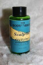 THE BODY SHOP Scalp Oil Reviving Aromatherapy New 2 oz 60 mL Super Rare