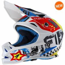 CASCO HELMETS CROSS BOY GRAFFITY UFO SIZE M