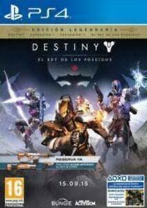 Destiny The Taken King Legendary Edition - PlayStation 4 (PS4) *** Disc Only ***
