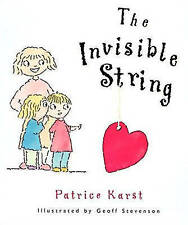 The Invisible String by Patrice Karst (Hardback, 2000)