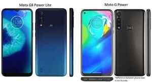 Motorola Moto G Power 2020/1 G Play 32/64GB AT&T OR GSM Unlocked GOOD 7.5-8.5/10