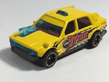 Hot Wheels Time Attaxi Yellow Brown Taxi Car 2018 Based On Toyota Crown Comfort