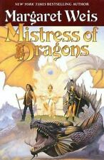 Mistress Of Dragons - The Dragonvarld #1 by Margaret Weis HC new