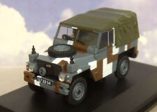 Land Rover Lightweight Canvas Berlin Scheme 1/43 Oxford