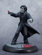 Grifter Deadlands Noir Reaper Miniatures Savage Worlds Caster Gambler Dice Pulp