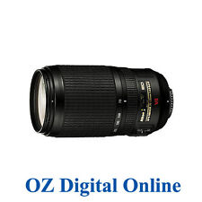 New Nikon AF-S 70-300mm f/4.5-5.6 G IF-ED VR 1Yr AuWty