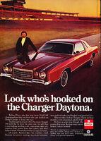 1976 Dodge Charger Daytona rp Classic Advertisement Ad