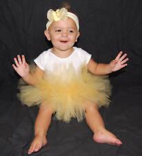 Yellow Tutu! Fairy Princess, Dress up, Dance, Costume
