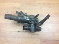 PEUGEOT 407 03-10 2.0 HDI DIESEL THERMOSTAT HOUSING 9656182980
