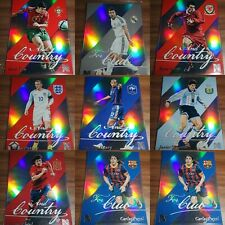 2017 Panini Nobility FOR CLUB AND COUNTRY Insert Card PICK CHOOSE COMPLETE SET