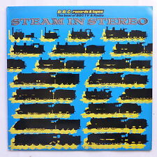 BBC Records & tapes Steam ib stereo TRAIN Railway rec 220 bruitages