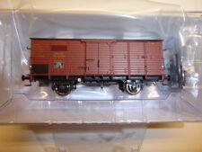 BRAWA H0 49065 Gedeckter Güterwagen G10 NSB NEUWARE