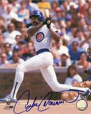 "ANDRE ""AWESOME"" DAWSON Chicago cubs Autographed Signed 8x10 reprint Photo !!"
