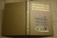 Fachbuch Holzbau Zimmermann Konstruktion, Fachwerk, Holzbaukunst Deutschland
