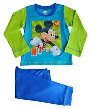 Mickey Mouse Pyjama Sets Nightwear (2-16 Years) for Boys