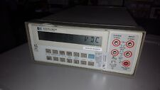 HP Agilent Multimeter 3478A 3478