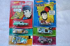 2015 Hotwheels - Star Trek 6 Pack