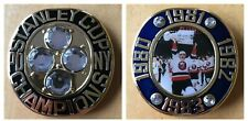 New York Islanders Stanley Cup Championship Dynasty Challenge Coin NYPD