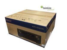 DENON avr-x4400h Av-récepteur, Auro 3d, HDR, HEOS, HDCP 2.2 (Argent) Nouveau Commerce spécialisé