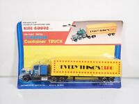 EVERYTHING'S A DOLLAR DIE CAST CAB 10 WHEELER PLASTIC CONTAINER TRUCK 1:64