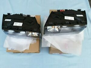 BMW/HELLA E31 8 SERIES EURO HEADLIGHTS. RIGHT AND LEFT, BRAND NEW