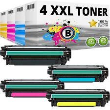 4 XL TONER für HP Color LaserJet CP 3520 CM 3530 FS MFP 3525DN 3525N 3525X DN N
