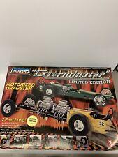 Exterminator Motorized Dragster Lindberg Limited Ed. 1:8 Model Kit 73045 New