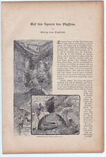 Original 1800-1899 Grafiken & Drucke aus Griechenland mit Holzschnitt-Technik