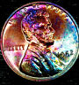 "1952 PROOF Lincoln Wheat Penny Cent- ""Beautiful Toning"" SUPERB MS GEM BU #00"