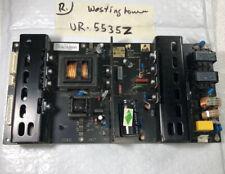 Seiki SC552GS Power Supply Board MLT198TX-M Westinghouse UR-5535z