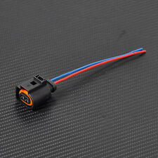 1J0973702 Electrical Harness 2 Pin Plug Connector Wiring fit for VW Audi 2004-09