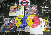 Shiritsu Justice Gakuan Legion of Heroes Psx Ps1 Japan w/Obi Complete & Mint