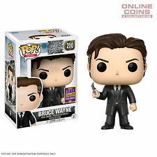 Justice League Movie - Bruce Wayne SDCC 2017 US Exclusive Pop! Vinyl - FUNKO