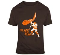 Baker Mayfield Cleveland Quarterback Plant The Flag College Football T Shirt