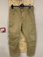 Jack & Jones Mens Tan Core Trousers Size W: 36