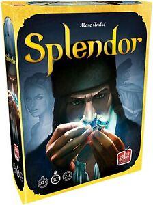 Splendor Card Board Game GOLDEN WEEK Award Winning
