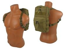 Pouch Case molle Ammunition backpack PAINTBALL airsoft bag coyote brown