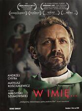 W imie.. (DVD) Malgorzata Szumowska (Shipping Wordwide) Polish film