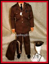 Army Military Elvis ken outfit complete new