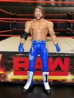 AJ Styles - Basic Series 76 - WWE Mattel Wrestling figure - Contract Chaos
