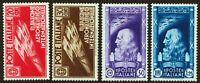 Regno - 1935 - SALONE AERONAUTICO - Serie completa nuova - MH