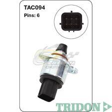 TRIDON IAC VALVES FOR Subaru Forester SG 06/05-2.5L SOHC 16V(Petrol)